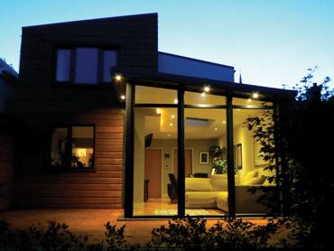Blackrock Cottage designed by KMC Homes Architects Cork