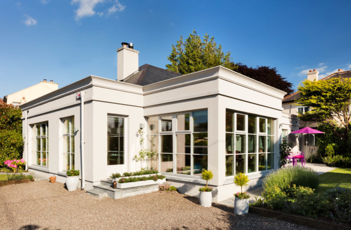 Classic Single Storey Bungalow Extension KMC Homes