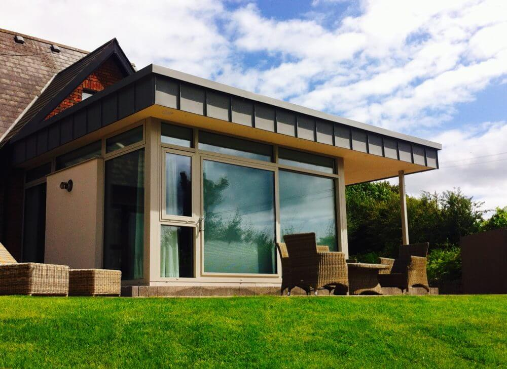Glanmire cork detailed contemporary house by KMC hOMES
