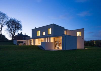 Contemporary High End House Design Cork