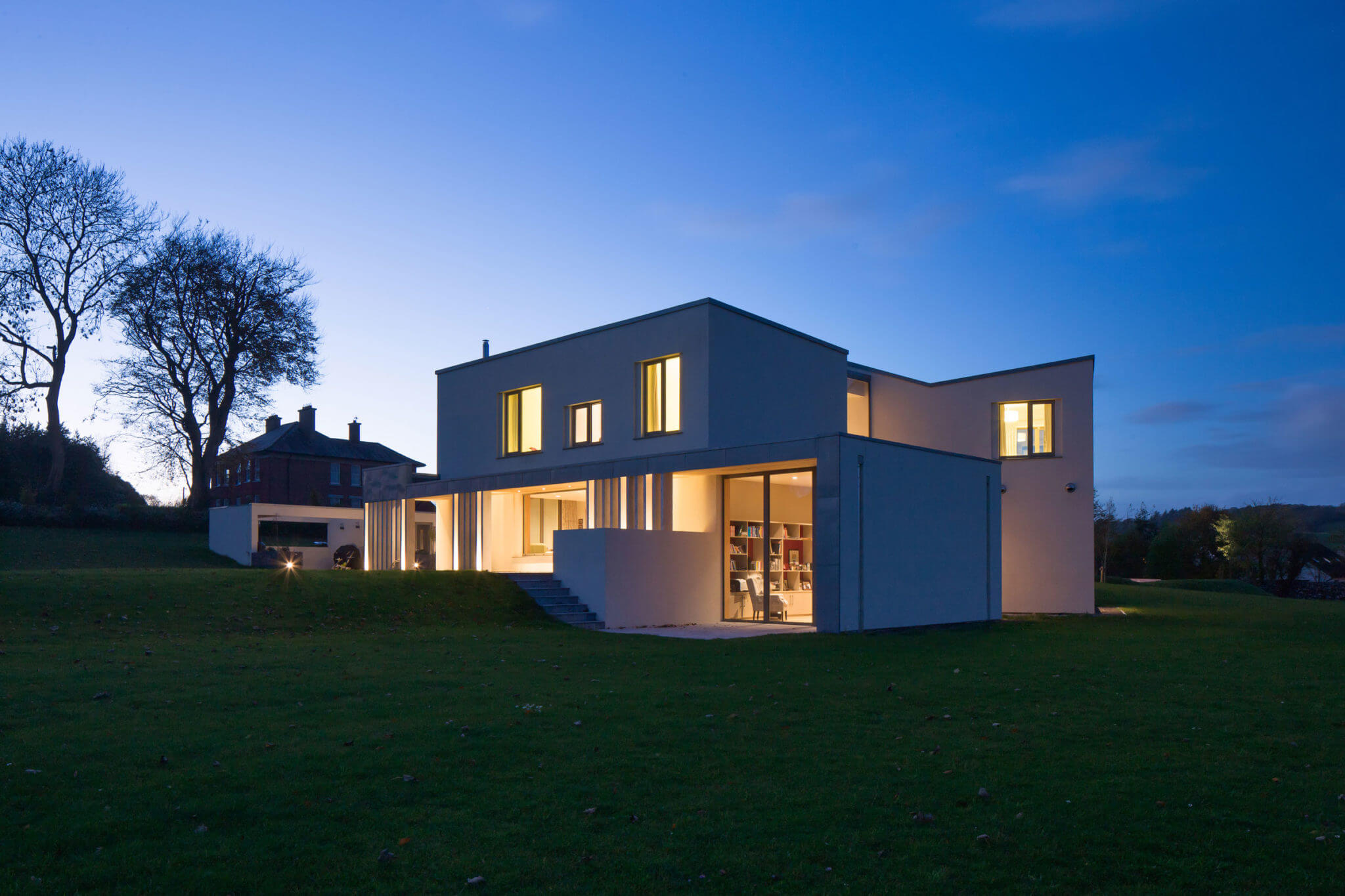 Contemporary High End House Design Cork