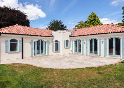 Blackrock Villa A Modern Classic Home Design