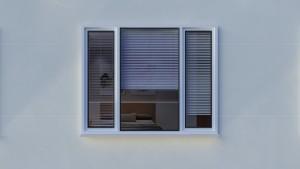 grey window design colour
